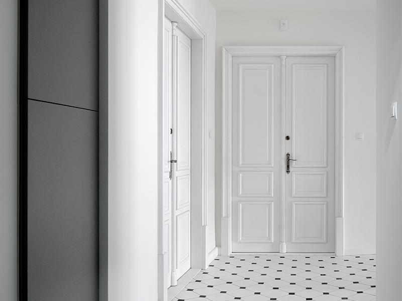 drzwi interdoor kamienica kraków